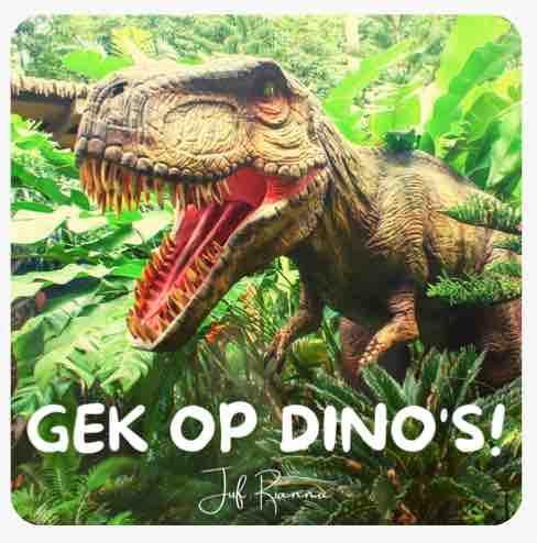 Nederlands leren Gek op dino's!