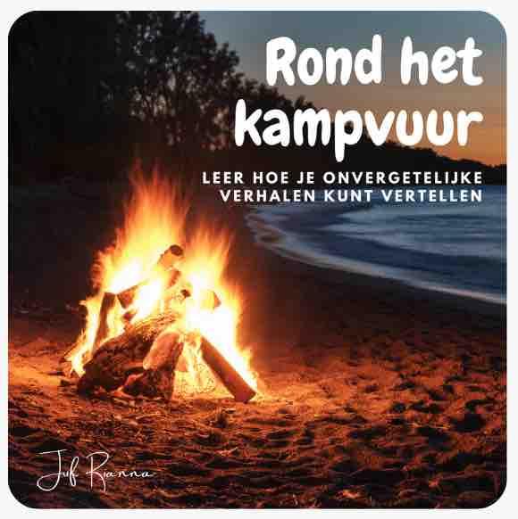 Nederlands leren Rond het kampvuur