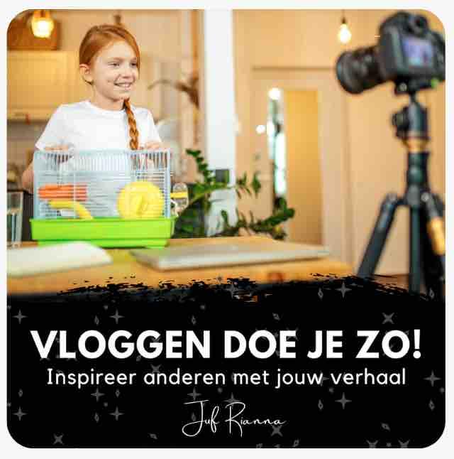 Nederlandse les Vloggen doe je zo!